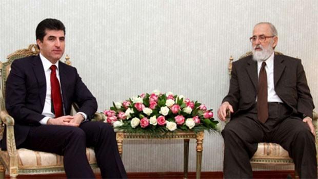 Başbakan'dan Ezidi Miri'ne başsağlığı
