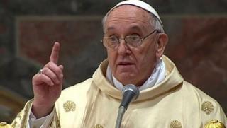 Papa: Büyük bir savaş çıkabilir