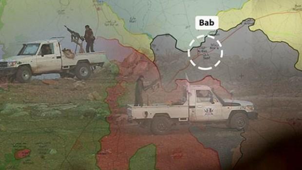 TSK: El Bab merkezi kontrol altına alındı