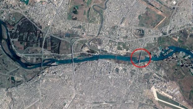 Musul operasyonunda son durum: Kritik köprü IŞİD'den alındı