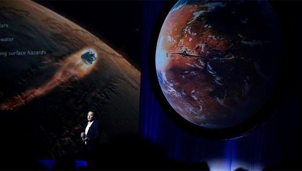 Uzay turizminde rekabet kızışıyor