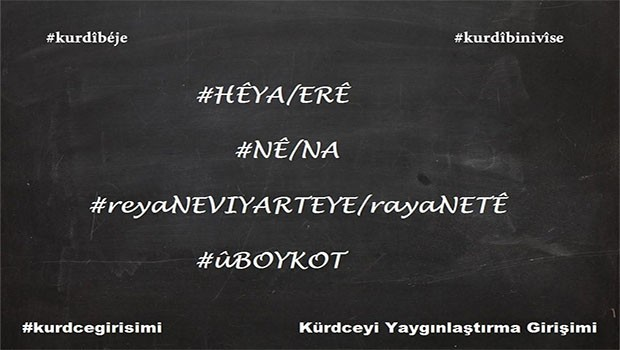 #EVET ya da #HAYIR değil; #HÊYA/ERÊ an jî #NÊ/NA!