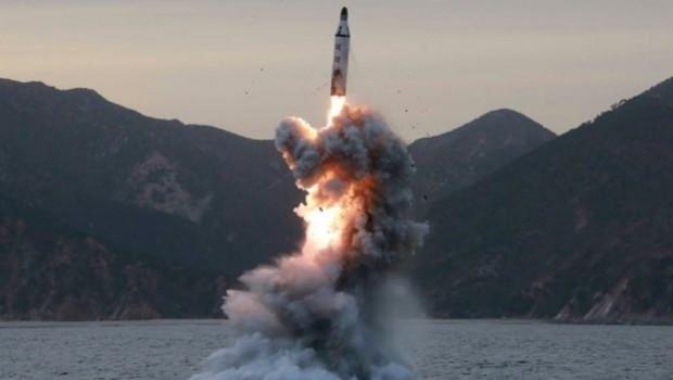Kuzey Kore'den Japon Denizi'ne dört balistik füze