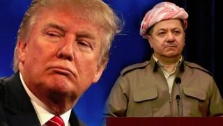 Trump\'tan Başkan Barzani\'ye mektup