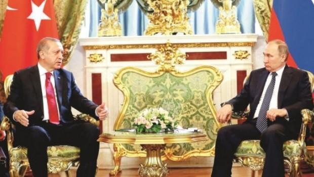 Putin'den YPG garantisi
