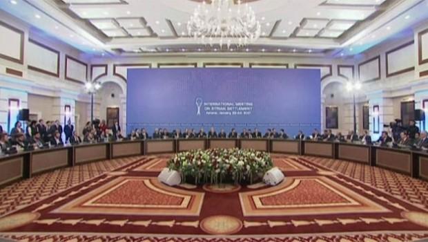 Muhalifler Astana'ya katılmayacak
