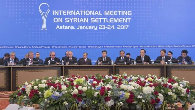 Suriye, Astana'daki boykottan Türkiye'yi sorumlu tuttu