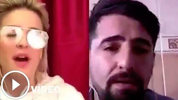 Ünlü İngiliz şarkıcı ile Cizreli Mehmet'in düeti sosyal medyayı salladı