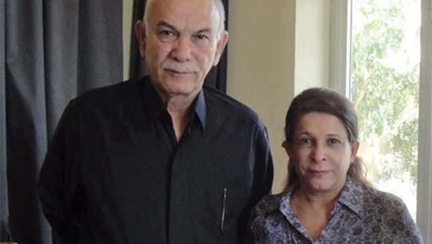 Newşîrwan Mistefa'nın eşi hayatını kaybetti
