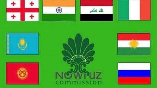 ABD'deki Newroz anmasında dikkat çeken Kürdistan Bayrağı ayrıntısı