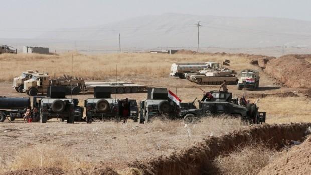 IŞİD Musul'da her taraftan kuşatıldı