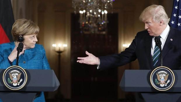 Trump Almanya'dan o parayı istedi