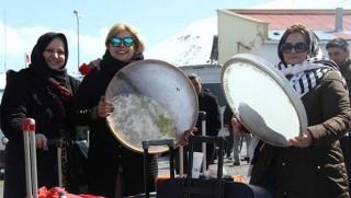 Van'da Newroz dopingi: Oteller doldu taştı