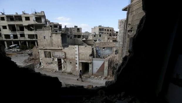 Şam'da şiddetli çatışma