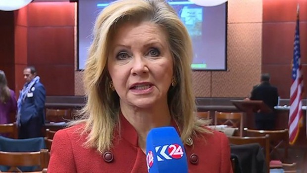 Senatör Blackburn: Kürtler ABD'nin asli müttefiği, Onlar için herşey yapılmalı