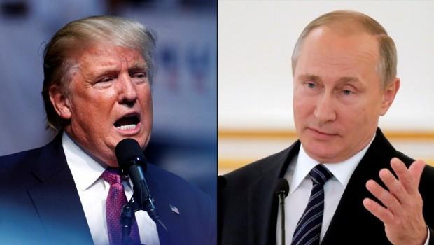 Trump'tan 'Putin' yorumu