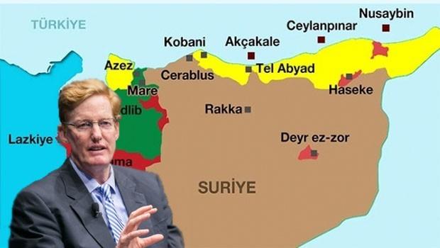 ABD, Rakka'dan sonra Suriye'de Kürt devleti kuracak