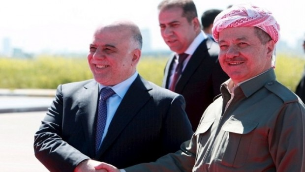 İbadi'den Başkan Barzani'ye Newroz mesajı