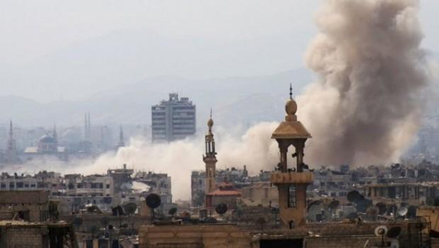 Suriye'de isyancılar neden Şam'ın dış mahallerine saldırıyor?