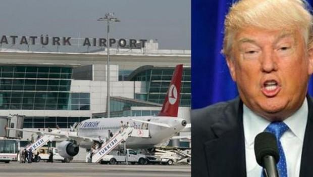 ABD'nin 'İstanbul'dan uçuş' kararına Türkiye'den ilk tepki