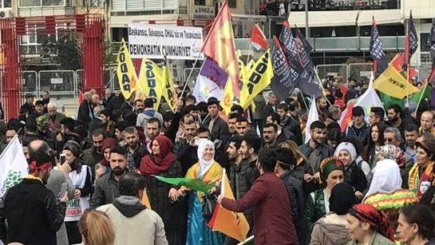 İstanbul'da Newroz kutlamaları gergin başladı