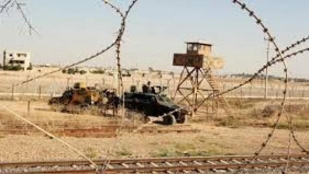Suriye sınırından Türkiye'ye ateş açıldı