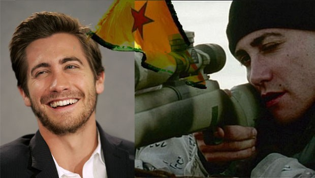 Hollywood'dan 'YPG'ye katılanlar' filmi: 'Anarşistler IŞİD'e karşı'