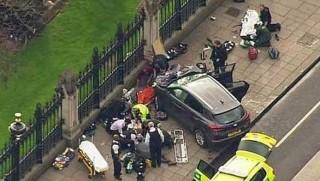 Londra saldırganın fotoğrafı yayımlandı