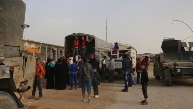 Musul'un 18 mahallesinde kontrol sağlandı
