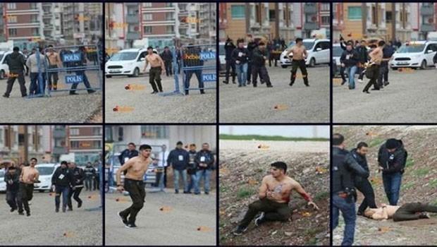 Diyarbakır Valisi: Polisin verdiği bilgiyle görüntüler örtüşmüyor