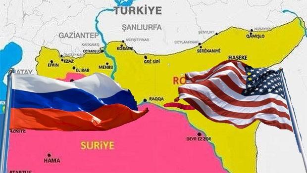 Kürdler, Rusya ve ABD ile koruma anlaşmaları yaptı