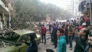 Mısır'da patlama: 3 ölü, 6 yaralı