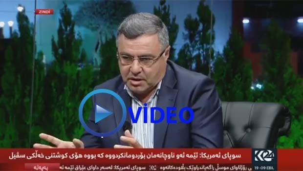 Nizamettin Taş: Kürtler, referandumda kendi ulusal çıkarları doğrultusunda karar vermeli
