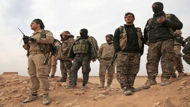 QSD, Tabka askeri üssünü IŞİD'den aldı