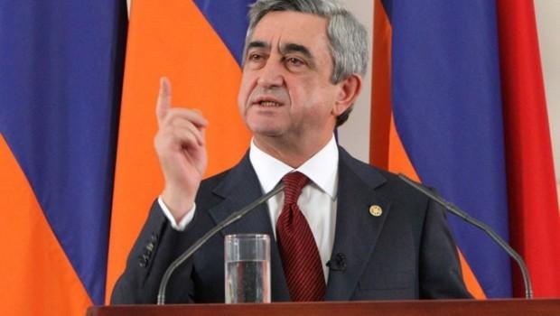 Sarkisyan: Gereklilik halinde İskender füzelerini kullanırız