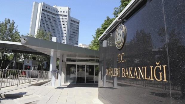 İsviçre'nin Ankara Büyükelçisi Dışişleri Bakanlığı'na çağrıldı