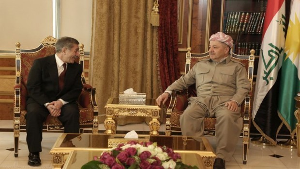 Barzani: Peşmerge Şengal'in intikamını almıştır