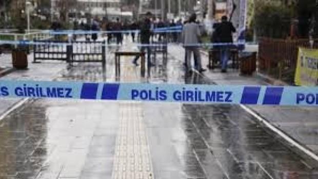 Diyarbakır'da 'yan baktın' kavgası