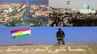 Kerkük Kent Meclisi 'Kürdistan Bayrağı' kararını açıkladı