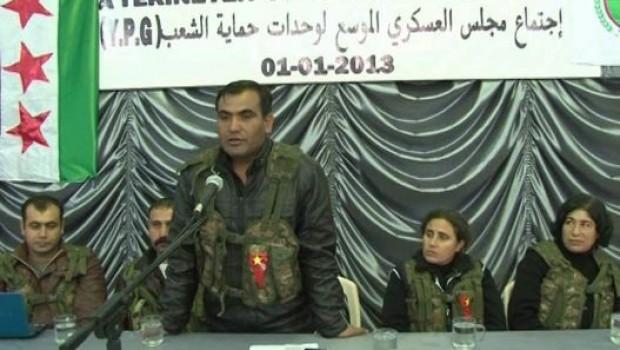 YPG Komutanı: Çözüm, Şam Merkezli Federasyon'dur