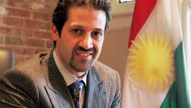 Qubad Talabani: Bayrağımızın Kürdistan'ın Kudüs'ünde dalgalanması kutlu olsun!
