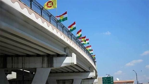 ABD'den Kerkük'te 'Kürdistan bayrağı' açıklaması