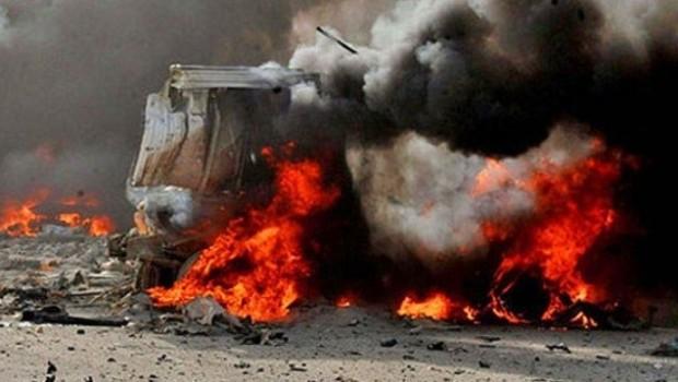 Bağdat'ta bombalı saldırı: Çok sayıda ölen var...
