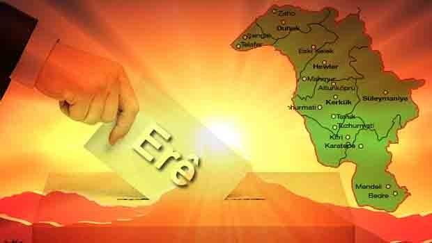 Kürdistan bağımsızlık referandumu Eylül'de
