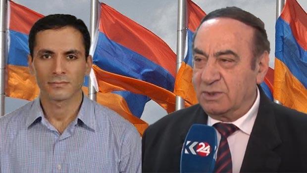 Ermenistan Parlamentosu'nda iki Kürt vekil