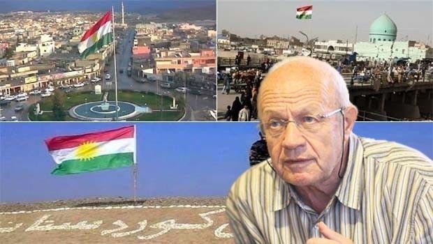 Beşikci: Kerkük Bir Kürt Şehridir, Kürtler İstanbul Kürt Kentidir Diyor Mu?