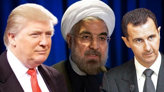 İran'dan Esad'a çağrı, ABD'ye tehdit