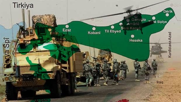 ABD, Rojava'ya onbinlerce asker gönderebilir