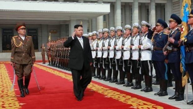 Kuzey Kore'den ABD'ye yanıt: Haftalık füze denemeleri yapacağız