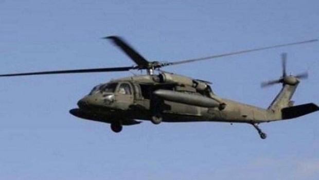 Yemen'de Suudi Arabistan helikopteri düştü: 12 ölü